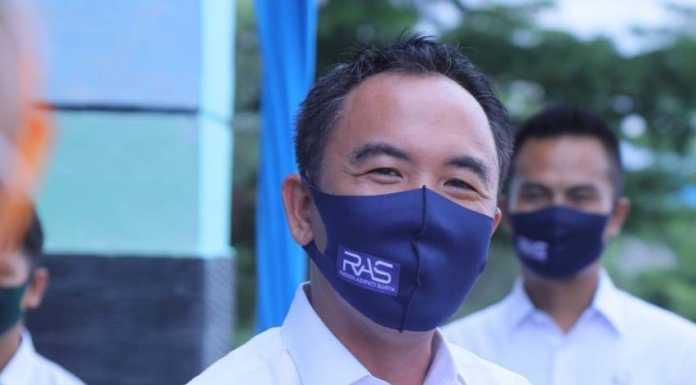 Cabup Way kanan Raden Adipati