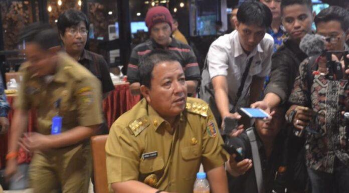Gubernu Lampung Arinal Djunaidi