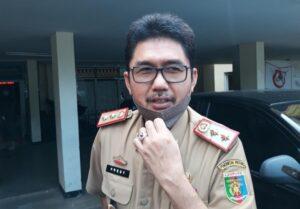 Ketua Bappeda Lampung, Fredy