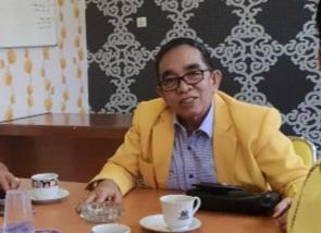 Ketua Fraksi Golkar DPRD, Supriyadi Hamzah