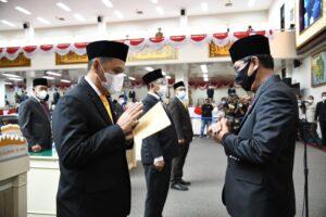 Anggota DPRD Lampung Ali Imron