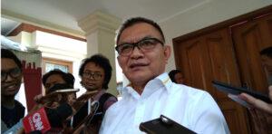 Anggota DPR RI Asal Lampung Lodewijk F. Paulus